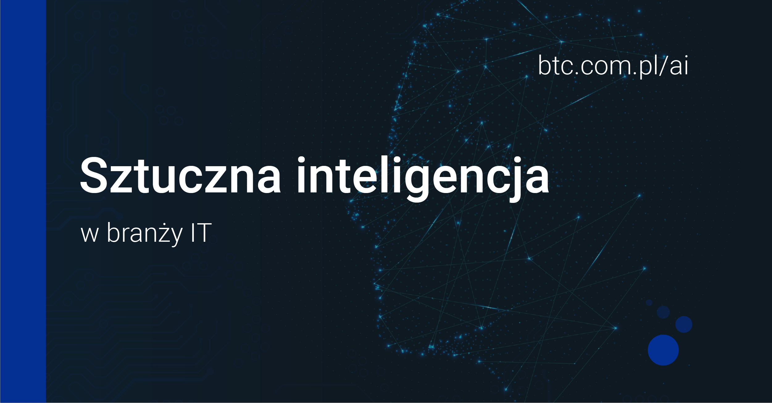 BTC AI Sztuczna inteligencja w IT